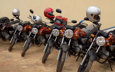 Partenariat FENAPAB/ProCAD: 31 motos offertes aux conseillers agricoles