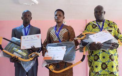 Partenariat FENAPAB/BéninCajù: 37 producteurs d'anacarde certifiés Proleaders